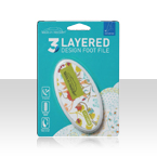 3 Layered Foot Smoother